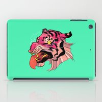musa iPad Cases featuring tigertigertiger by musa