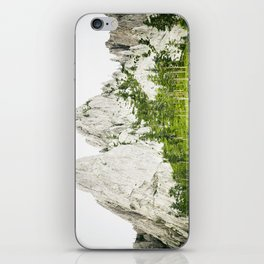 Rock peak. iPhone Skin