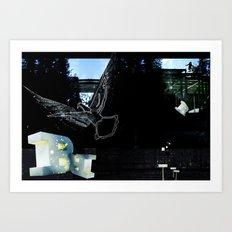 RRR Art Print