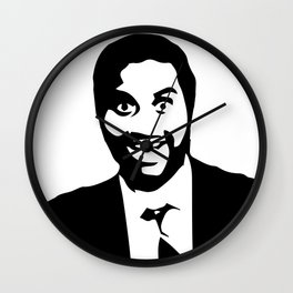 Tom Haverford  Wall Clock
