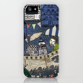 September Day iPhone Case