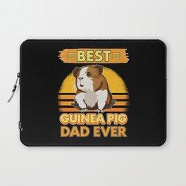 Best Guinea Pig Dad Ever Laptop Sleeve