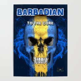 To The Core Collection: Barbados Poster