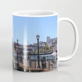 San Francisco Pier Coffee Mug