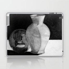 Vase with Sphere Laptop & iPad Skin