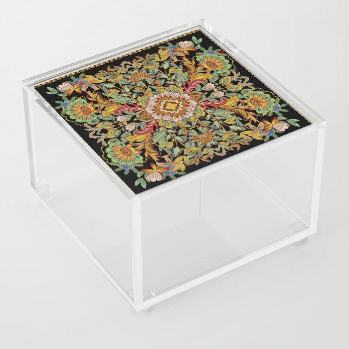 Dance Between Fire Now! Acrylic Box