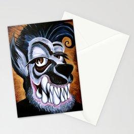 Mad Dog Stationery Cards