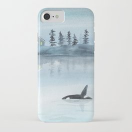 Nature is my home iPhone Case