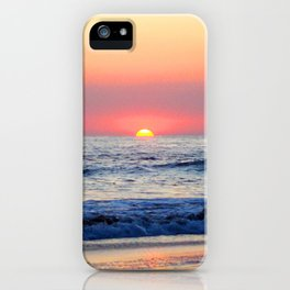 Sunset at Manuel Antonio iPhone Case