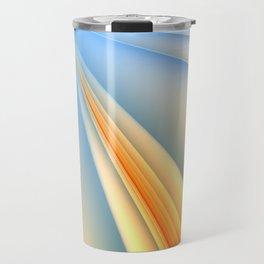 The Blinding Light of Day Travel Mug