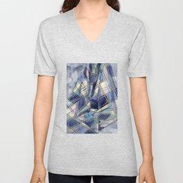 Fabric magic Unisex V-Neck