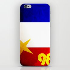 France World Cup iPhone & iPod Skin