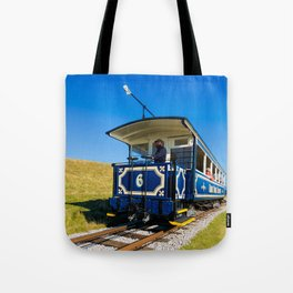 Great Orme Tram Tote Bag