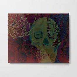 Catacomb Nightmare Metal Print