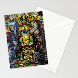 Temple of God Stationery Cards