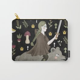 turnip warrior Carry-All Pouch