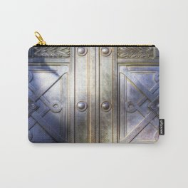 Crypt Door Highgate Cemetery Carry-All Pouch