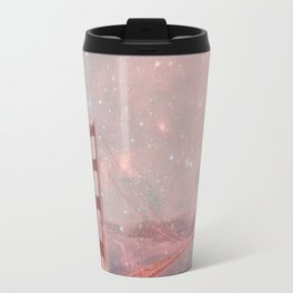 Stardust Covering San Francisco Travel Mug