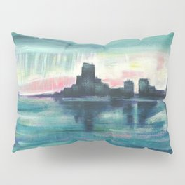 Rain City Pillow Sham