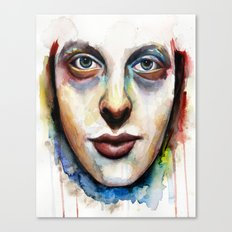 Rory. Canvas Print