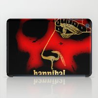 hannibal iPad Cases featuring Hannibal by Fan Prints