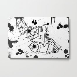 Cash Out Metal Print