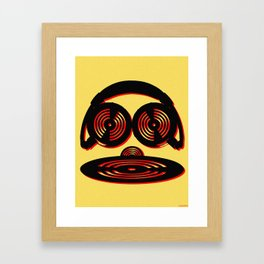 JAMMIN Framed Art Print