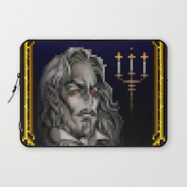 Dracula Jeopardy Laptop Sleeve
