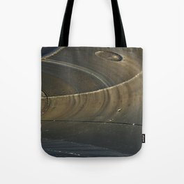 Abstract ship Hull Tote Bag