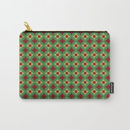 Retro pattern - 001b Carry-All Pouch