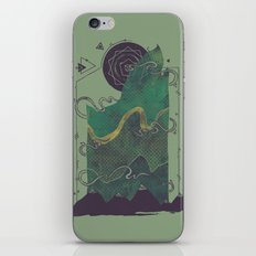 Northern Nightsky iPhone Skin