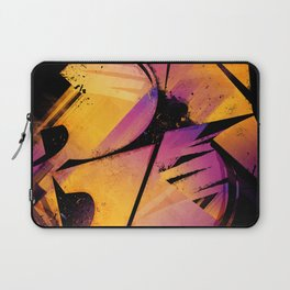 B--Abstract Laptop Sleeve