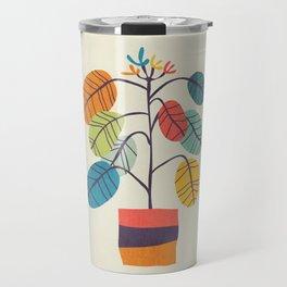 Potted plant 2 Travel Mug