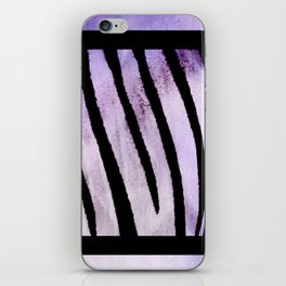Velvet Stripes iPhone Skin