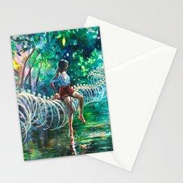 Dopamine Jungle Stationery Cards