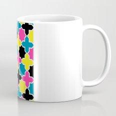 CMYK IV Coffee Mug