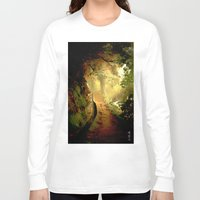 fairytale Long Sleeve T-shirts featuring Fairytale by Nev3r
