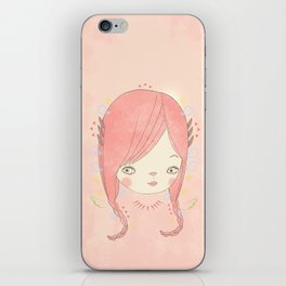 소녀 THIS GIRL iPhone Skin