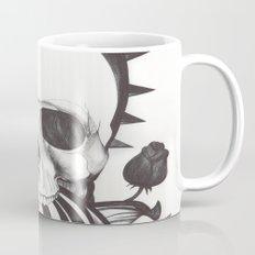 El mordisco de la calavera Mug
