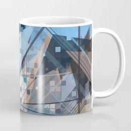 The Future Starts Slow Coffee Mug
