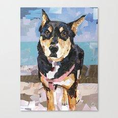 Hallie Canvas Print
