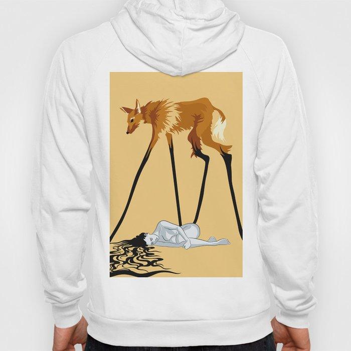 Fox & Girl Hoody