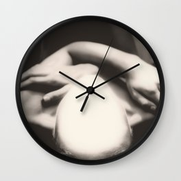Introverted Wall Clock