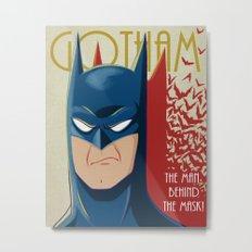 Gotham #3 Metal Print
