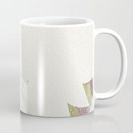 #Retro flying  #triangles Coffee Mug