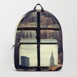 i love NY Backpack