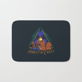 Forest and Chill Bath Mat