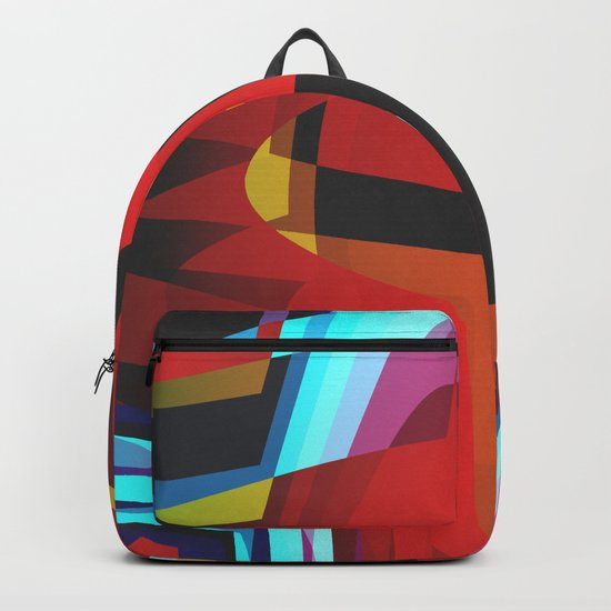 The Cross Backpack