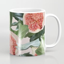 Figs & Leaves #society6 #decor #buyart Coffee Mug