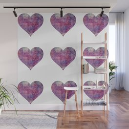 Heart of Stone Wall Mural